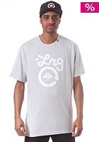 LRG Core Collection Seven S/S T-Shirt light ash heather