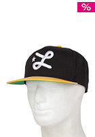LRG Core Collection Seven Snapback Cap black