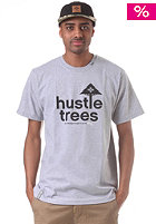 LRG Core Collection Ten Hustle Trees S/S T-Shirt ash heather