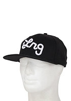 LRG Core Collection Three Snapback Cap black