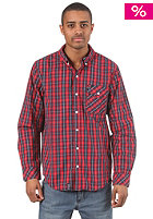 LRG Franchiser L/S Shirt red
