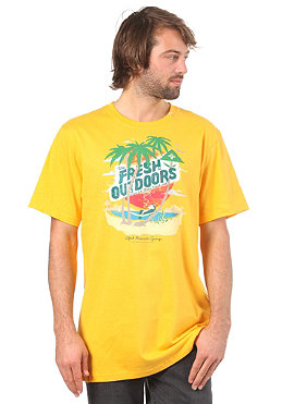 LRG Fresh Outdoors S/S T-Shirt gold