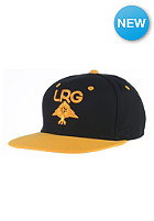 LRG Group Snapback Cap black