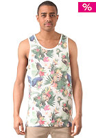 LRG Hawaiian Safari Tank Top off white