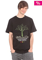 LRG Heavily Rooted S/S T-Shirt black