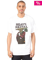 LRG Heavy Mental S/S T-Shirt white