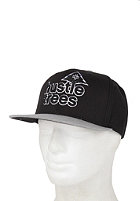 LRG Hustle Trees Snapback Cap black