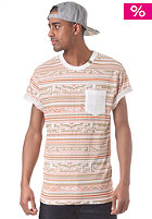 LRG King Tshaka Pocket S/S T-Shirt off white