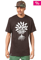LRG Leaves Of The Tree S/S T-Shirt black