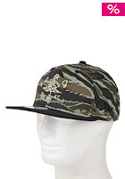 LRG OG Army Snapback Cap tiger camo