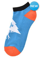 LRG Old Tree No Show Socks blue