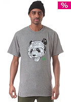 LRG Perv The Panda S/S T-Shirt charcoal heather