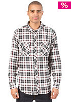 LRG Pressure Drop L/S Woven Shirt black