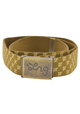 LRG Print Talent Scout Belt medium brown