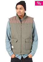 LRG Rockwood Puffy Vest olive drab
