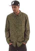 LRG Savage Safari L/S Woven Shirt camouflage
