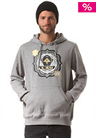 LRG Scared Money Hooded Sweat grey heather