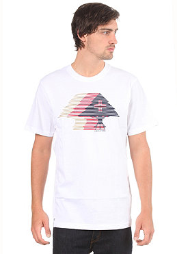 LRG Sk8 Sig Series 3 S/S T-Shirt white
