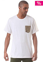 LRG Skirmish S/S T-Shirt white heather