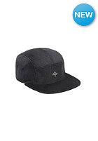 LRG Solid Contur 5Panel Cap black