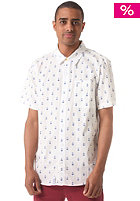LRG Stay Anchored S/S Woven Shirt white