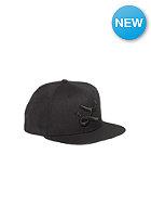 LRG Team L Snapback Cap black