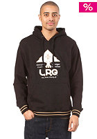 LRG Team Player Hooded Sweat black