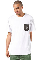 LRG Team Pocket S/S T-Shirt white
