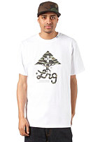 LRG Tiger Leaf Blammer S/S T-Shirt white