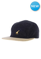 LRG True Heads 5 Panel Hat navy