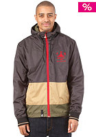 LRG True Heads Windbeaker Jacket black