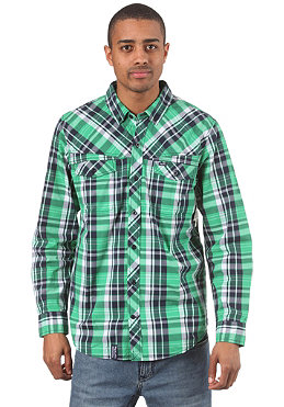 LRG Unbiased L/S Shirt kelly