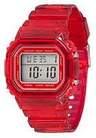 MADISON NEW YORK Jelly Candy LCD red U4241D