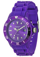 MADISON NEW YORK Silicon Candy purple  U4167