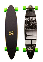 MADRID Blunt Complete Longboard 38 inch collage