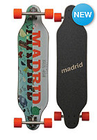 MADRID Complete Longboard Disaster Relief Maxed 36
