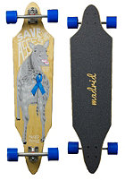 MADRID Creep Complete Longboard 38 inch blue ribbon pimp