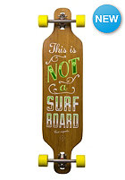 MADRID Dream Bamboo Complete Longboard 39 inch t.i.n.a surfboard drop thru