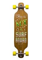 MADRID Dream Bamboo Complete Longboard 39 inch t.i.n.a surfboard drop thru
