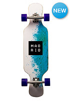 MADRID Hammer Complete Longboard 36 inch pulver blue std