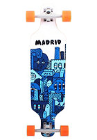 MADRID Nightmare City Complete Longboard