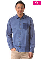 MAKIA Bare L/S Shirt blue