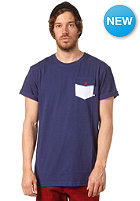 MAKIA Pocket S/S T-Shirt sodalite blue