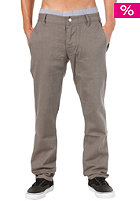 MAKIA Six Pocket Pant charcoal grey twill