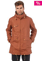 MAKIA Wax Jacket rust