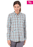 MAKIA Womens Gardener Tunic Shirt blue