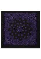 MasterDis Bandana black/purple