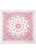 MasterDis Bandana white/red