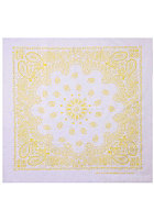 MasterDis Bandana white/yellow