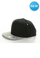MasterDis Baseball Cap FlexFit Snapback black/silver